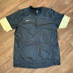 Nike Wind Breaker Pullover Short Sleeve